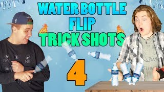 VILDE WATER BOTTLE FLIPS #4 | Guldborg FT. Moller