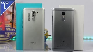 Redmi note 4 vs Honor 6X Full Comparison - Which one is Better?