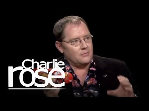 John Lasseter on Charlie Rose Video