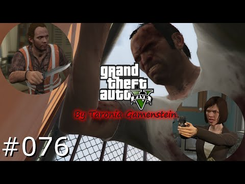 [#076] Domestic Violence | Grand Theft Auto V (PC) Gameplay by Taronia Gamenstein