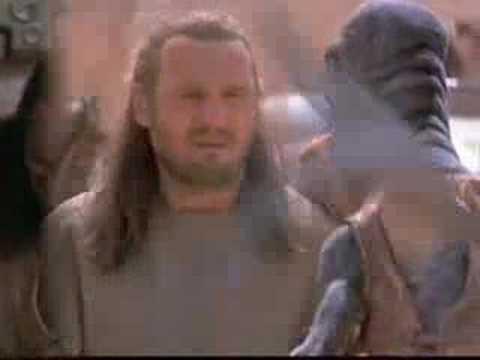 [Poetry] Qui-Gon: Worst Jedi Ever