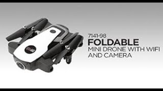 7141-98 Foldable drone with WIfi Camera