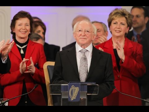 INAUGURAL SPEECH OF PRESIDENT MICHAEL D. HIGGINS