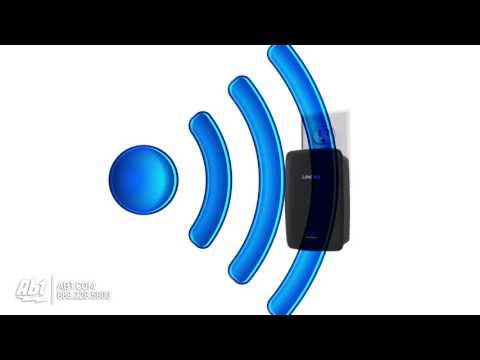 Linksys Wireless-N Dual Band WiFi Range Extender - RE2000...