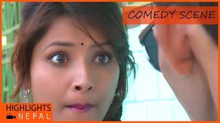 Sexy Comedy Part   Latest Nepali Movie STAR  Sumina Ghimire
