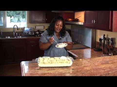 Holiday Series: #4 Banana Pudding (Cooking With Carolyn)