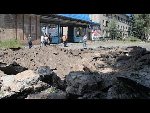 Ukraine: fighting continues in Luhansk and Donetsk regions