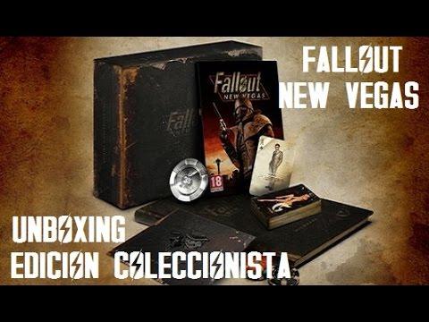 Unboxing | Fallout New Vegas | Edicion Coleccionista (Xbox360)