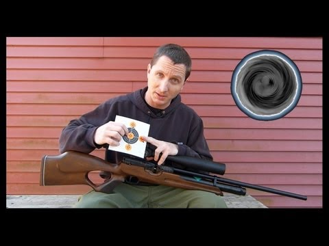 Weihrauch HW100 T Accuracy Review - Ted's HoldOver (F.S.B.  FAC  .177)