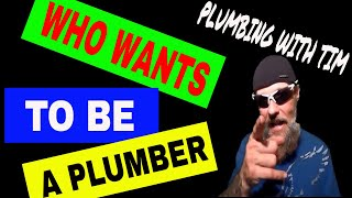 WHY YOU SHOULD BECOME A PLUMBER/TOP 5 REASONS