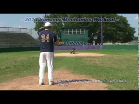 Preston Standerfer - 2013 Summer Mechanics & Live Game Footage