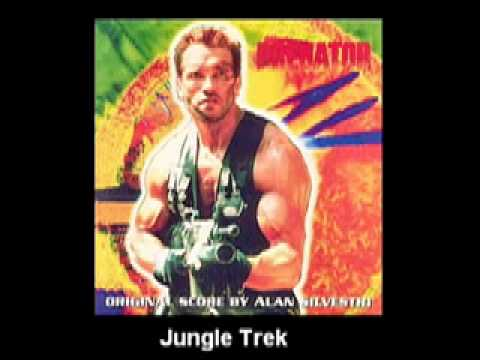 Predator Soundtrack - Jungle Trek