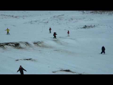 kctransaction snow 野沢温泉スキー場 柄沢ゲレンデ ウェーブ 2008/12/30