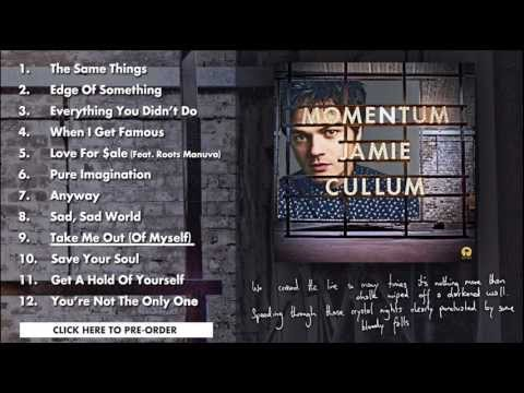 Jamie Cullum - Momentum (Album Sampler)(Out 20th May 2013)
