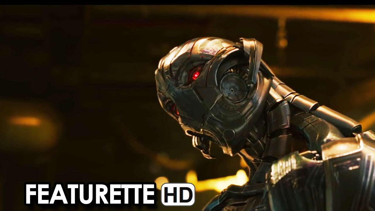 Avengers: Age of Ultron  Featurette 'Connecting the Universe' (2015) - DVD Blu-Ray Release [HD]