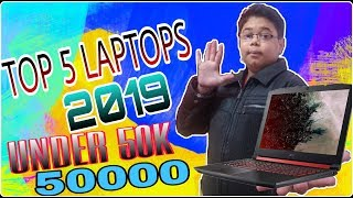 2019 Top 5 Best Laptop Under 50K For Gaming And Video Editing (2019)