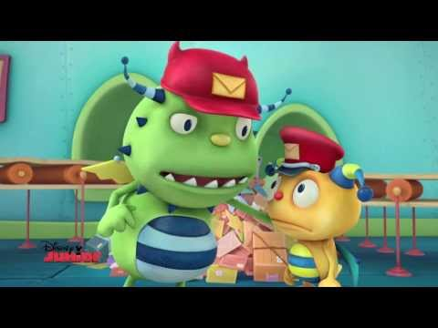 Henry Hugglemonster - Monster Mail Madness