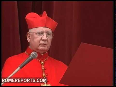 Habemus Papam: El cardenal Medina anunció quién era el nuevo Papa