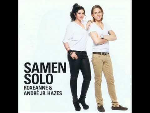 Roxeanne & André Jr. Hazes - Ach je bent er maar heel even