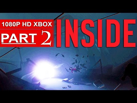 INSIDE Gameplay Walkthrough Part 2 [1080p HD] - No Commentary