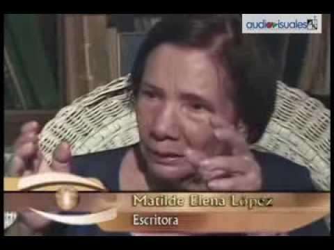 Matilde Elena López. Un valor que trasciende nuestra historia (2004)