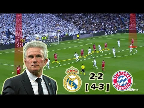 Real Madrid vs Bayern Munich 2-2 | Tactical Analysis - 2nd Leg - UCL Semi Final thumbnail
