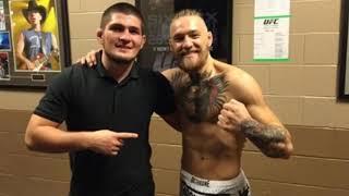 UFC 229 Khaibib Vs McGregor Fight - (Replay)  New