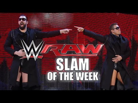 Fast And Furious - Wwe Raw Slam Of The Week 11 17 video