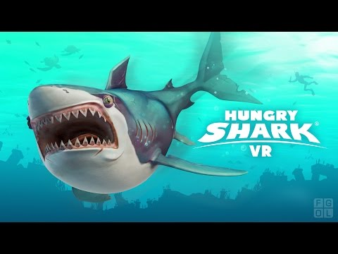 Hungry Shark VR APK Cover