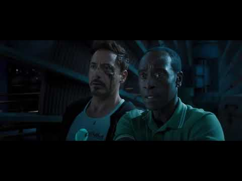 Iron Man 3 - Official Trailer #2 (HD) : Iron Legion, Hulk Buster Armor