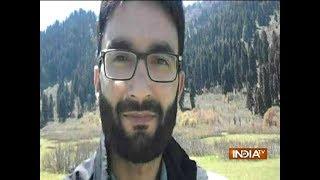 Shopian encounter: Kashmir University professor-turned-militant among five terrorists killed