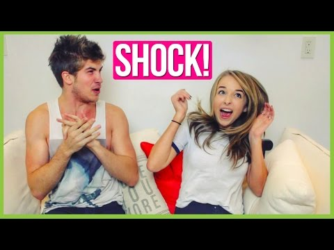 SHOCK BALL CHALLENGE WITH - JENNXPENN!