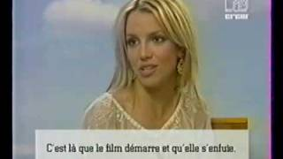 Britney Spears: Crossroads Interview with MTV (French)