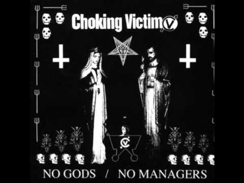 Choking Victim - You Oughtta Die