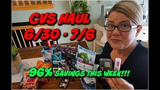 CVS HAUL(6/30 - 7/6) | I GRABBED 26 ITEMS FOR 23¢ EACH!!! | LOTS OF MONEYMAKERS!
