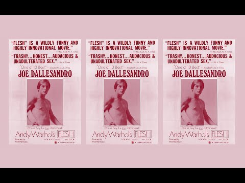 Andy Warhol's Flesh (Full Movie)