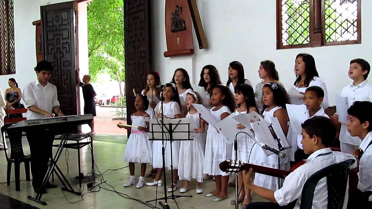 Gimnasio Moderno de Cartagena Coro Del Gimnasio Moderno