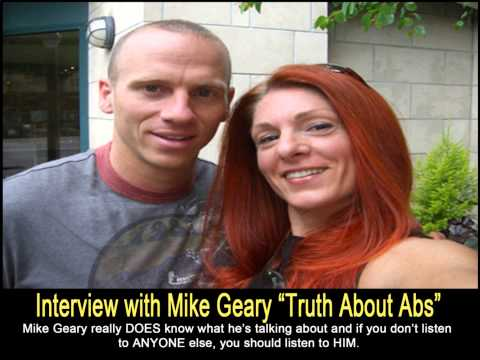 Get The Flat Belly Fast / Fat Belly Diet - Mike Geary Interview