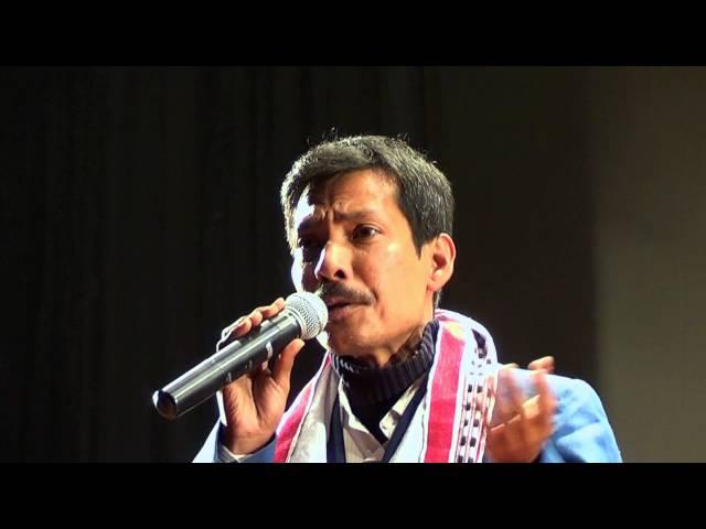 Manipuri Song '' NANGNA SAGEI AMAGI MOUNI '' Kunjabihari Live at Dharmanagar