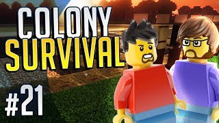 BEST LEGO | Colony Survival #21