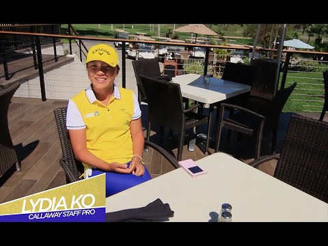 A Quick 18 (Questions) With Lydia Ko