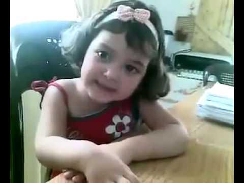 اروع طفلة على الاطلاق حافطة لأسماء العواصم �