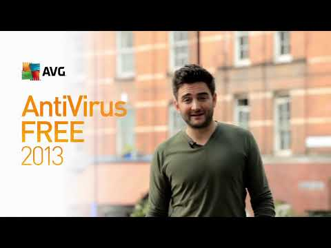 AVG AntiVirus Free 2013 | Download NEW AVG 2013
