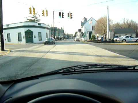 Cruise Down Camden Wyoming Ave Near Dover Delaware