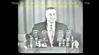 Egyptian Leader Gamal Abdel Nasser Laughing At Hijab Requirement In 1958 Subtitled