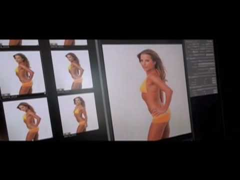 Edyta Sliwinska's FitnessRx for Women Cover Photo Shoot with Per Bernal (Part 1)