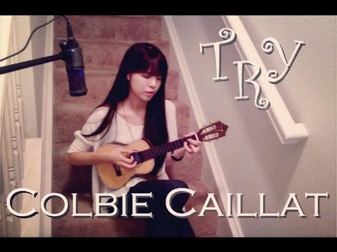 Try-Colbie Caillat(Cover by Sasa)ukulele