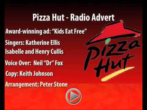 Pizza Hut Radio Commercial - YouTube