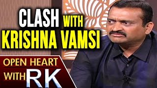 Producer Bandla Ganesh About His Clash With Krishna Vamsi | Open Heart With RK | ABN Telugu
