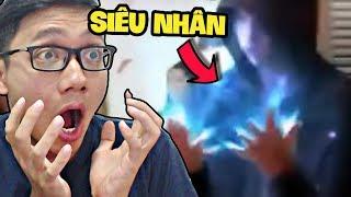 SIÊU NHÂN SUPERMAN HAY THE FLASH ĐỀU CÓ THẬT TRÊN ĐỜI?? (Sơn Đù Vlog Reaction)